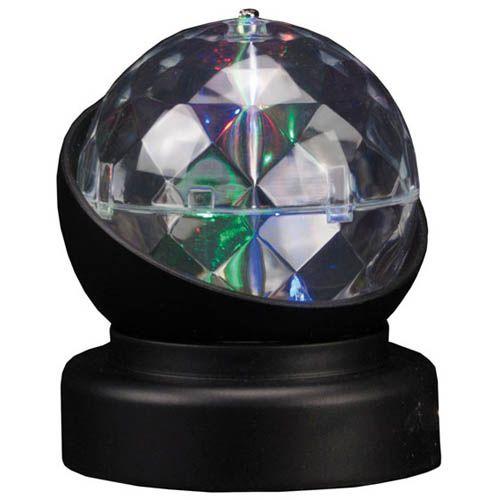 Kaleidoskopeffektlampe, 10 x 8 cm