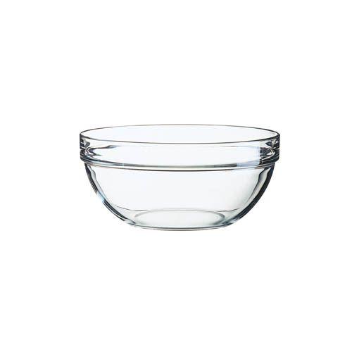 Stapelschale transparent, H 9,2 cm, Ø 20 cm, 1 Stk.