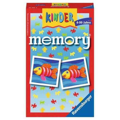 Kinder memory® Mitbringspiel