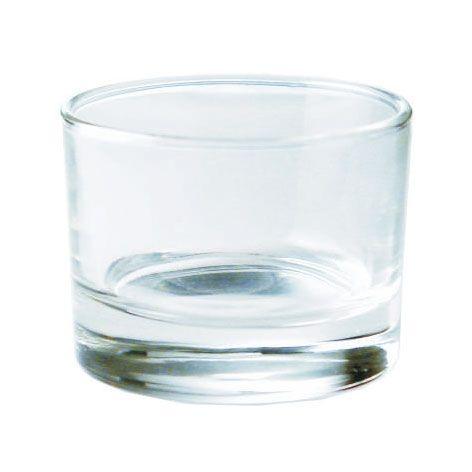 Teelichthalter Glas, H 37 mm, Ø 50 mm