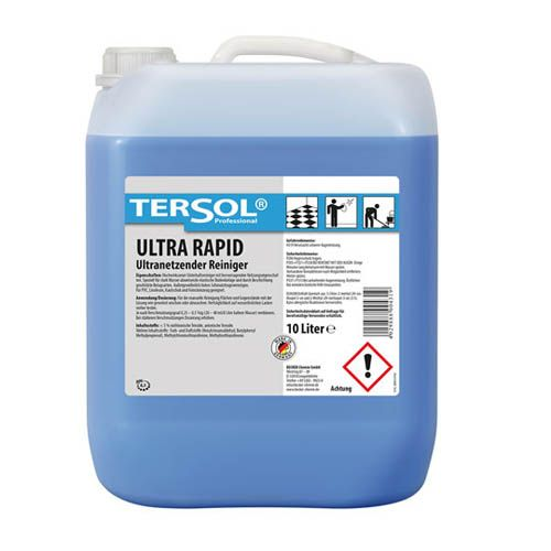 TERSOL ULTRA RAPID, 10 Liter