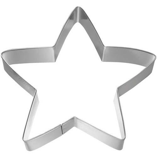 Ausstechform XL, Stern