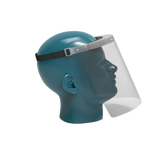 Gesichtsschutzvisier Premium
