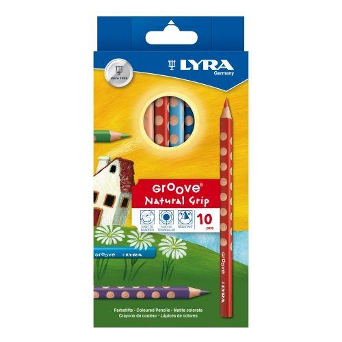 Lyra Groove, 10er Sortiment