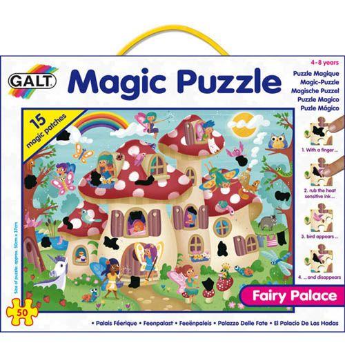 Zauberpuzzle Palast der Feen