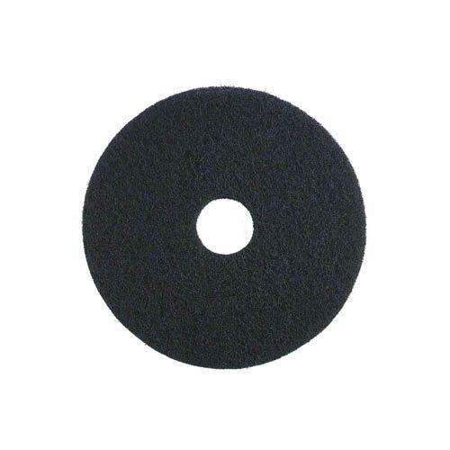Grundreinigungs-Pad, 40,6 cm, schwarz