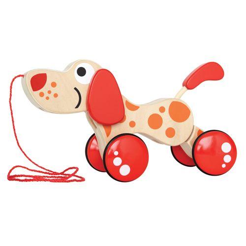 Nachziehhund Pepe