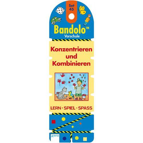 Bandolo - Set 45: Konzentrieren, Kombinieren