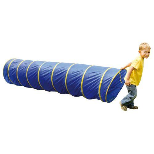 Kriechtunnel blau, Ø 60 cm, L 295 cm