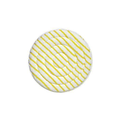 Intensivreinigungs-Pad, 33 cm, Micro-gelb