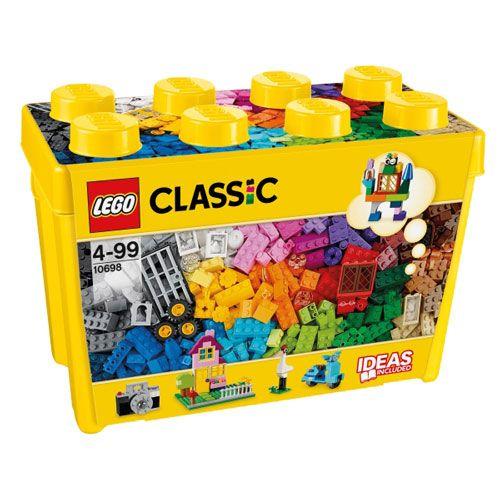 LEGO® Classic Große Bausteine Box, 790 Teile