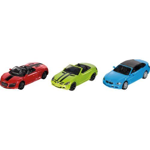 SIKU 6314 Cabrio Set, 1:55