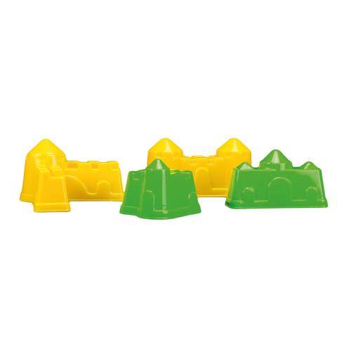 Sandburg Formen Set, 4-teilig