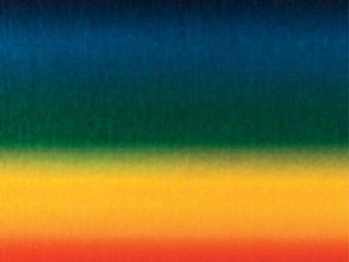 Regenbogen-Buntpapier, 35 x 50 cm, 20 Bogen