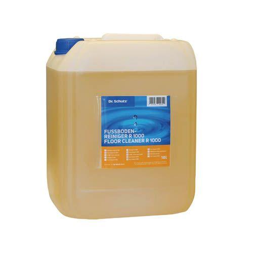 Fußbodenreiniger R 1000, 10 Liter