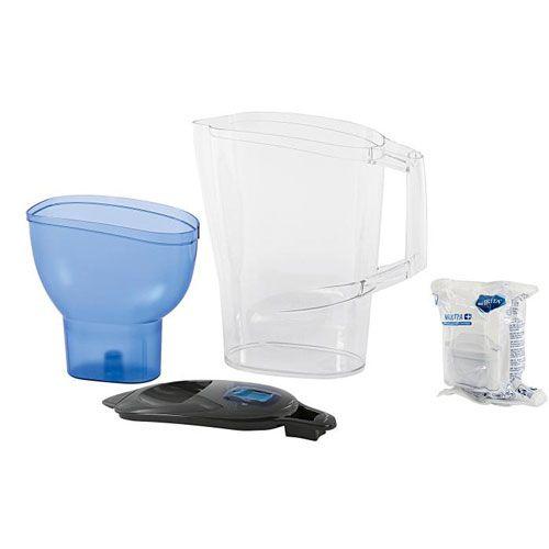 Wasserfilter, blau, 2,4 l Volumen