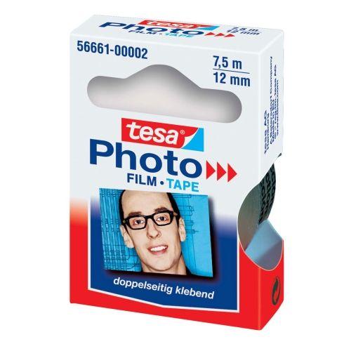 tesa Foto-Film, 7,5 m x 12 mm, Nachfüllrolle