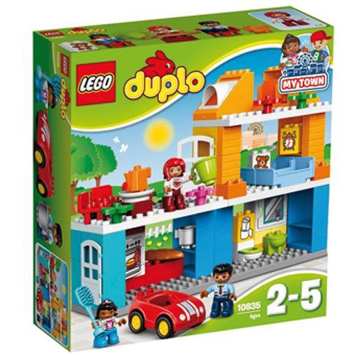 LEGO® DUPLO® Familienhaus, 69 Teile