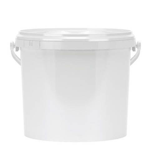 Leereimer, mit Deckel, 5,5 Liter