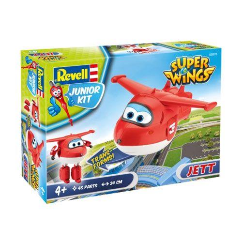 Junior Kit Super Wings -Jett