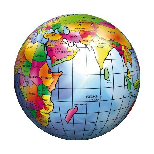 Globusball, Ø 23 cm