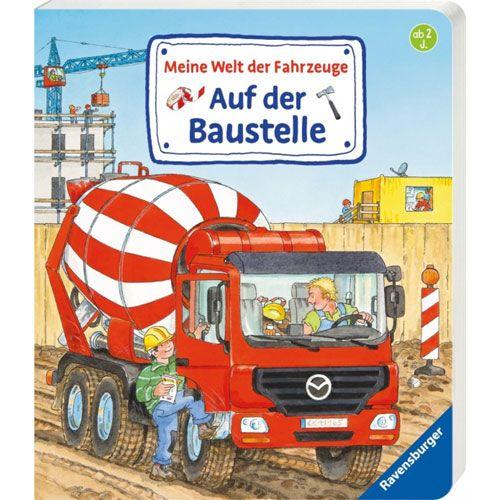 Welt der Fahrzeuge: Baustelle