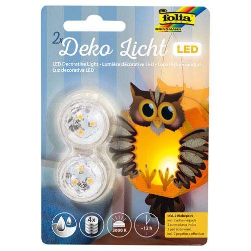 LED Deko Licht, 2er Set
