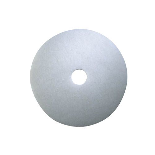 Polier- Pad, 40,6 cm, weiß