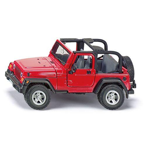 SIKU 4870 Jeep Wrangler, 1:32