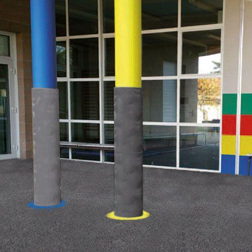 Säulenschutz, 75 x 75 cm