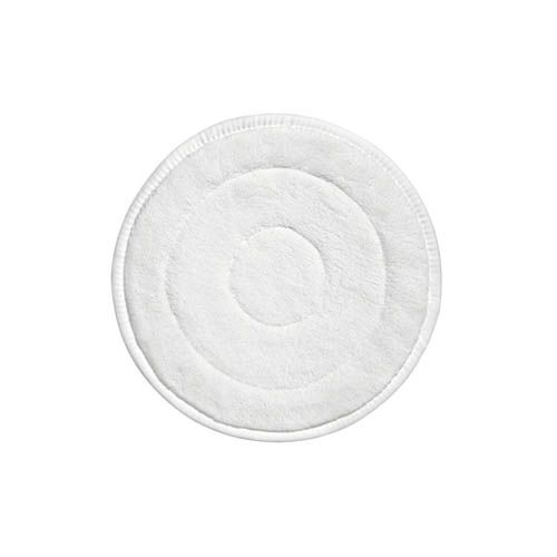 Intensivreinigungs-Pad, 33 cm, Micro-weiss