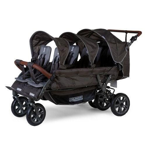 Childwheels Kinderwagen Sixpack