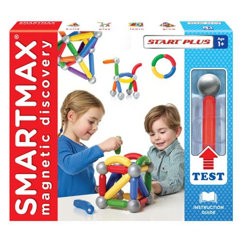 SmartMax Start Plus, 30-teilig - Magnetspiel