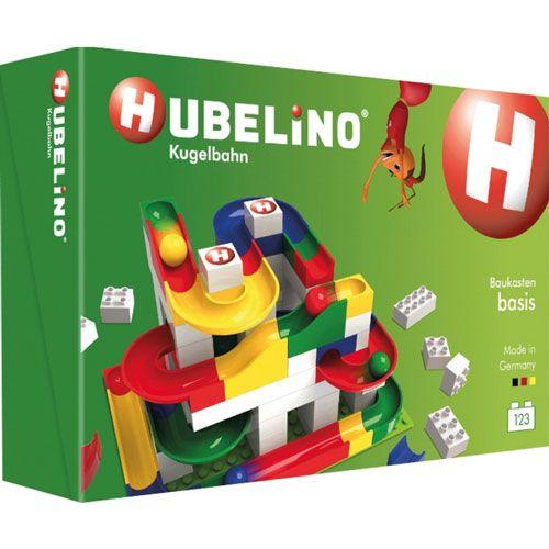 HUBELINO 123-teilig Baukasten basis
