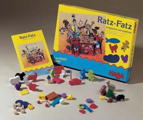 Haba, Ratz-Fatz
