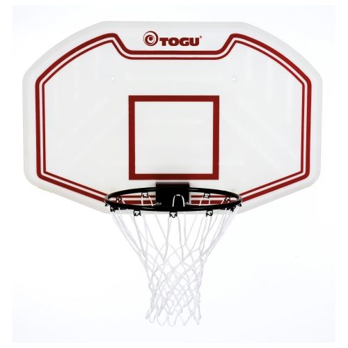 Basketballkorb mit Rückwand