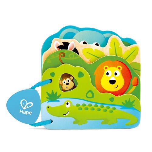Baby-Buch Tiere der Wildnis