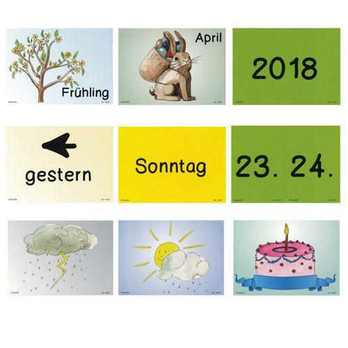 Jahreskalender für GS und Kita