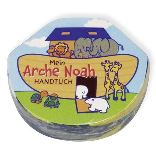 Wundertücher Arche Noah, 30 x 30 cm