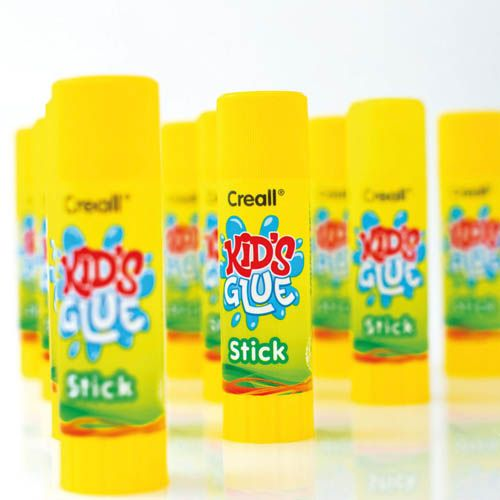 Klebestifte Creall kids glue Stick, 22 g, 12 Stk.