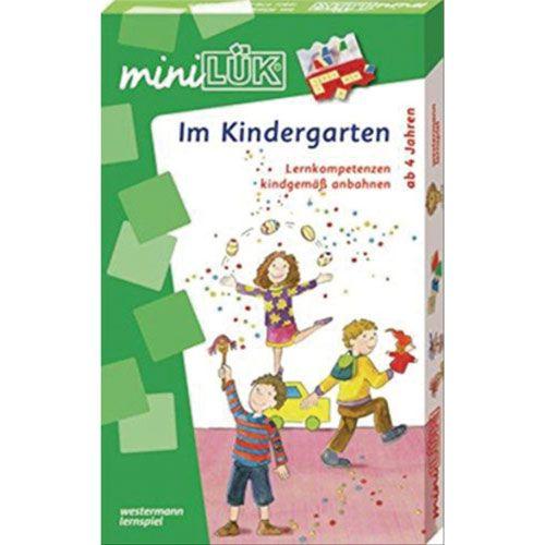 miniLÜK Set Im Kindergarten