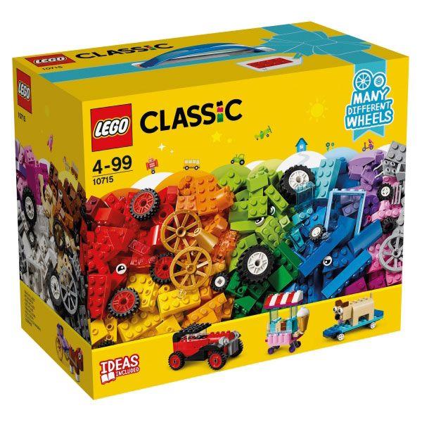 LEGO® Classic Kreativ-Bauset Fahrzeuge, 442 Teile