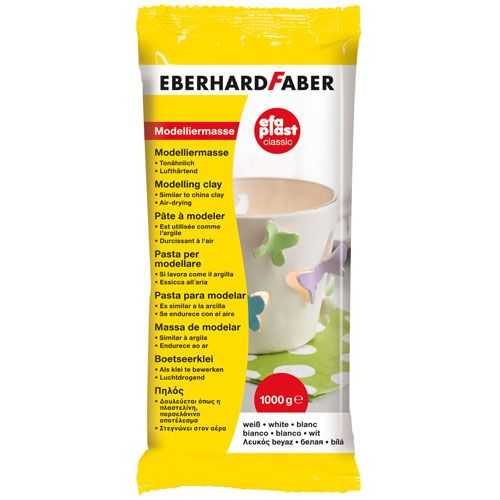 EFA Plast classic, 1000g, Einzelfarben nach Wahl