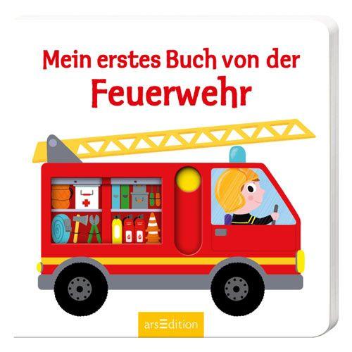 Edition Mein erstes Buch von der Feuerwehr