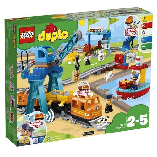 LEGO® DUPLO® Güterzug, 105 Teile