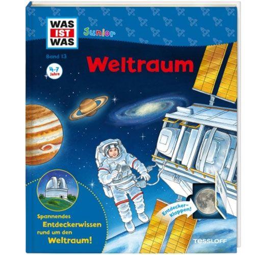WAS IST WAS Junior, Band 13: Weltraum