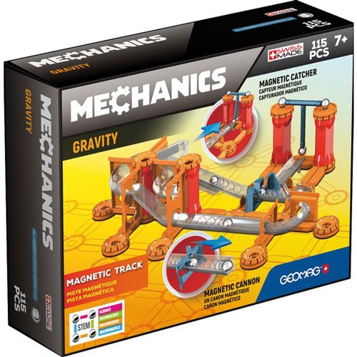 Geomag Gravity Magnetic Track, 115 Teile