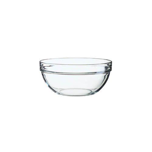 Stapelschale transparent, H 7,8 cm, Ø 17 cm, 1 Stk.