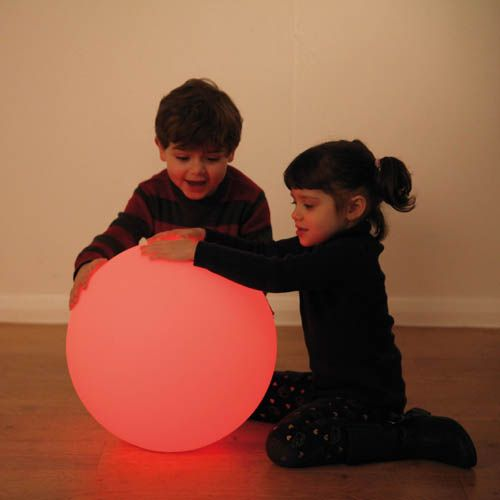 LED Leuchtkugel, Ø 40 cm