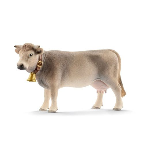 Schleich Farm World Braunvieh Kuh
